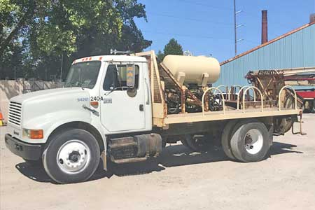 1998 Schwing WP750-18 City Pump