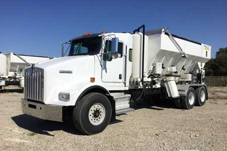 2012 Reimer Mobile Concrete Mixer