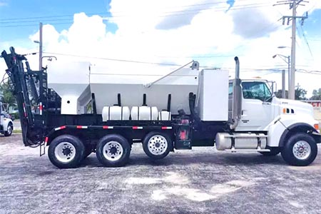 Reimer Mobile Volumetric Concrete Mixer Truck For Sale