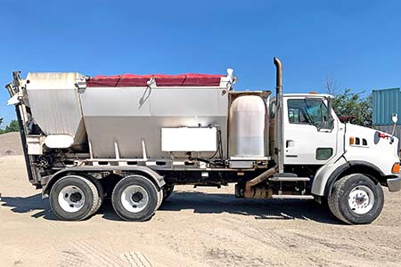 2007 Reimer Mobile Concrete Mixer