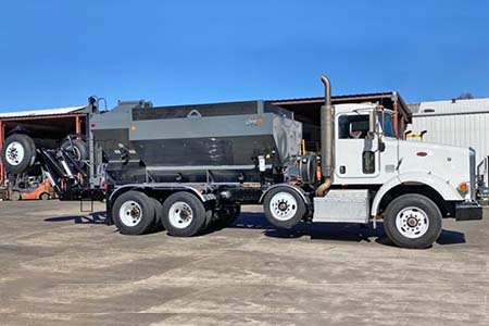2008 Reimer Mobile Concrete Mixer
