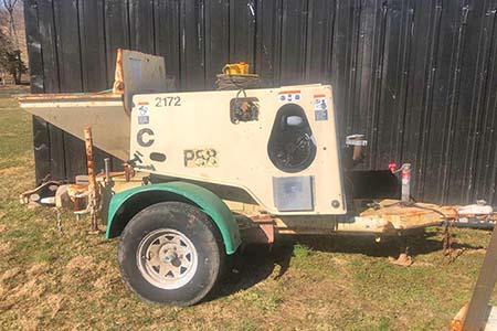 P 88 Concrete Pump Manual